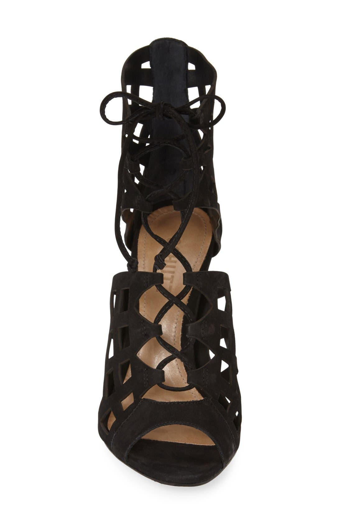 Alternate Image 3  - Schutz 'Blake' Cutout Sandal (Women)