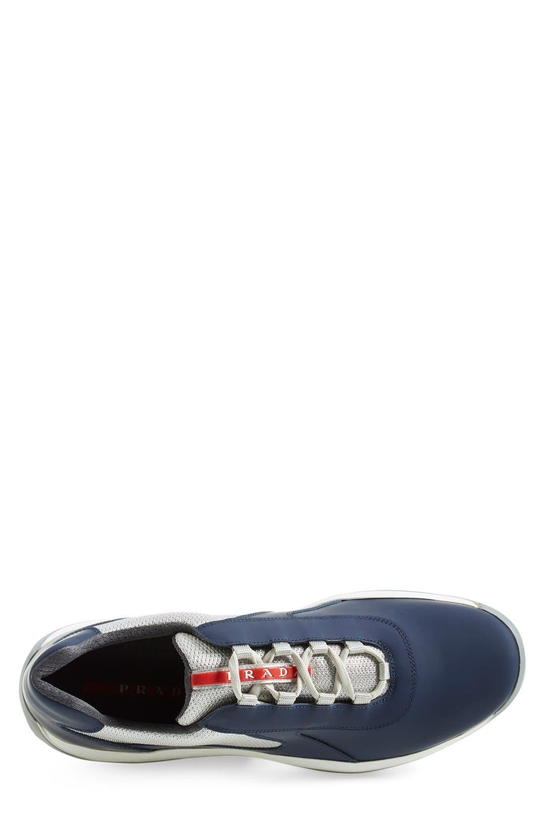 Alternate Image 3  - Prada 'Punta Ala' Sneaker (Men)