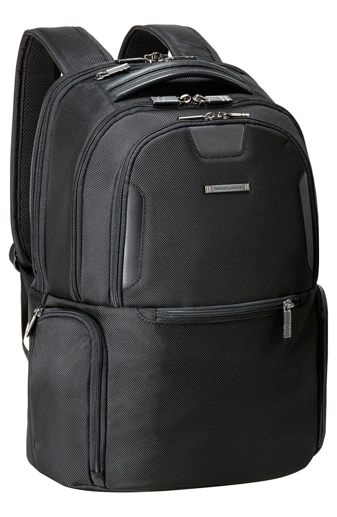 Alternate Image 3  - Briggs & Riley '@work - Medium' Backpack