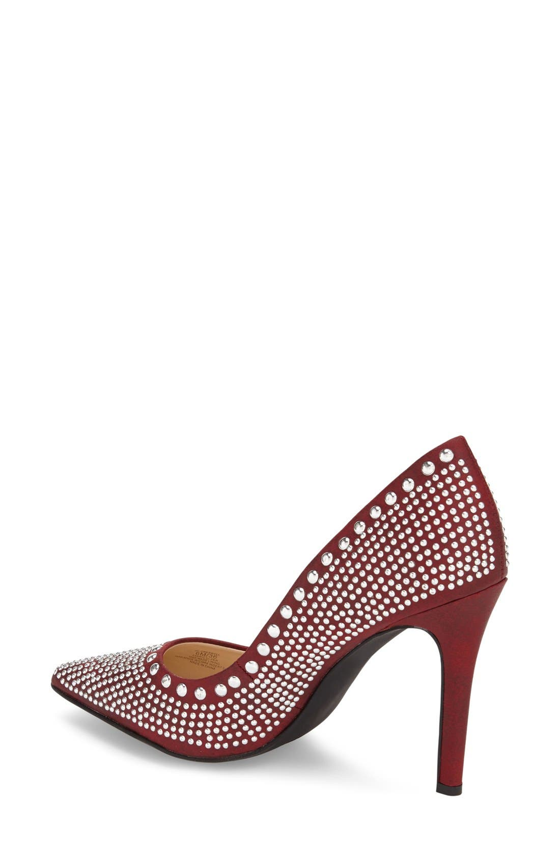 Alternate Image 2  - Jessica Simpson 'Creswell' Stud Pump (Women)