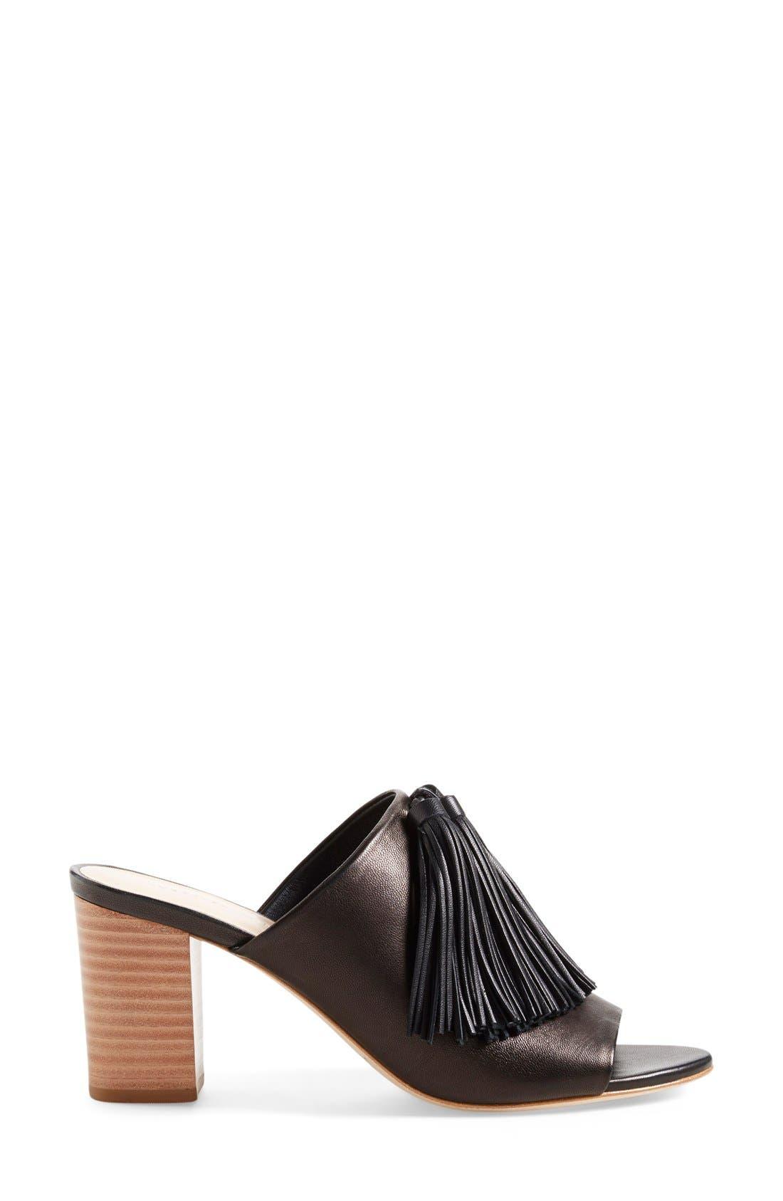 Alternate Image 4  - Loeffler Randall Clo Tassel Mule Sandal