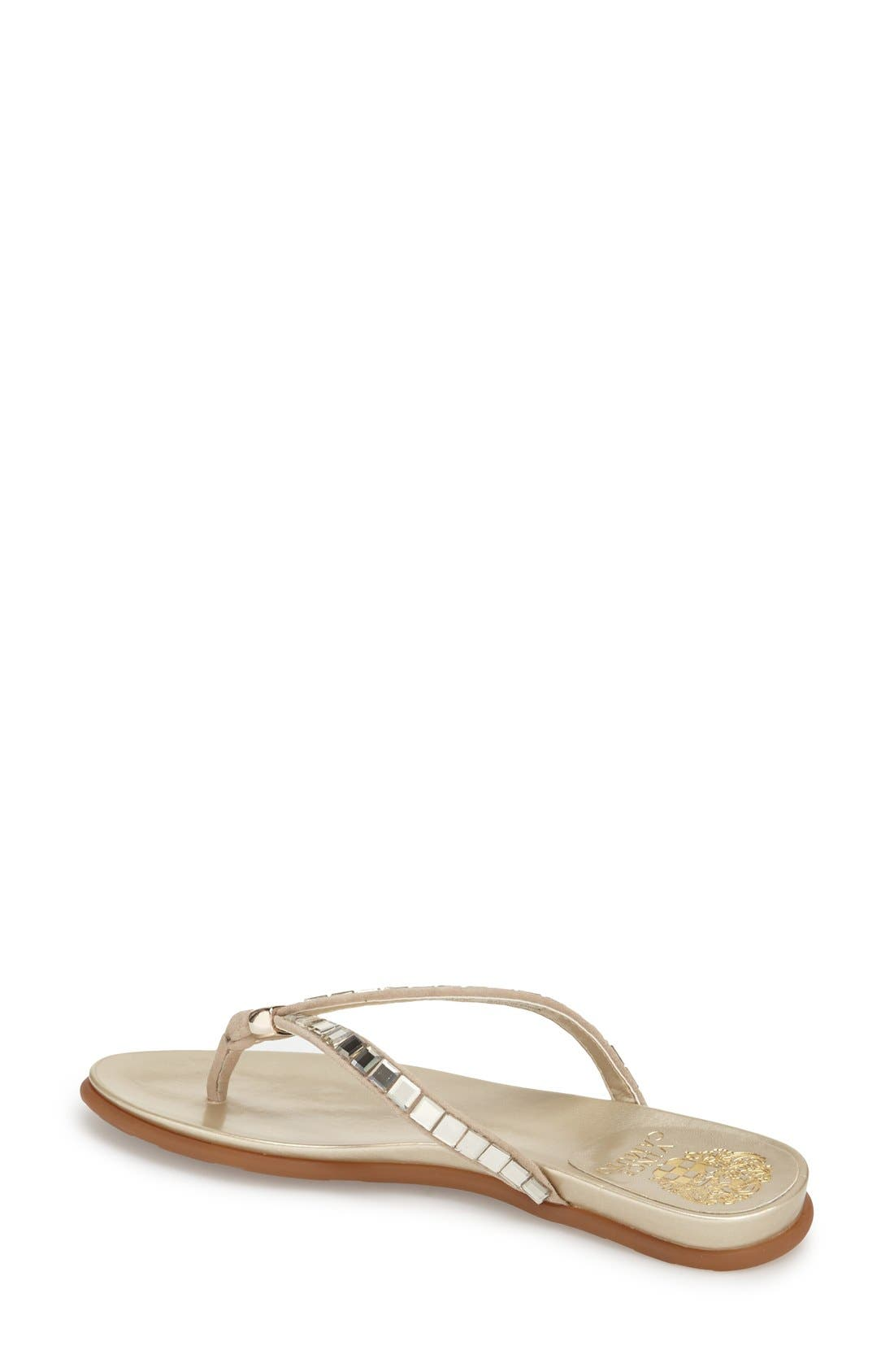 Alternate Image 2  - Vince Camuto 'Ellita' Flat Sandal (Women)