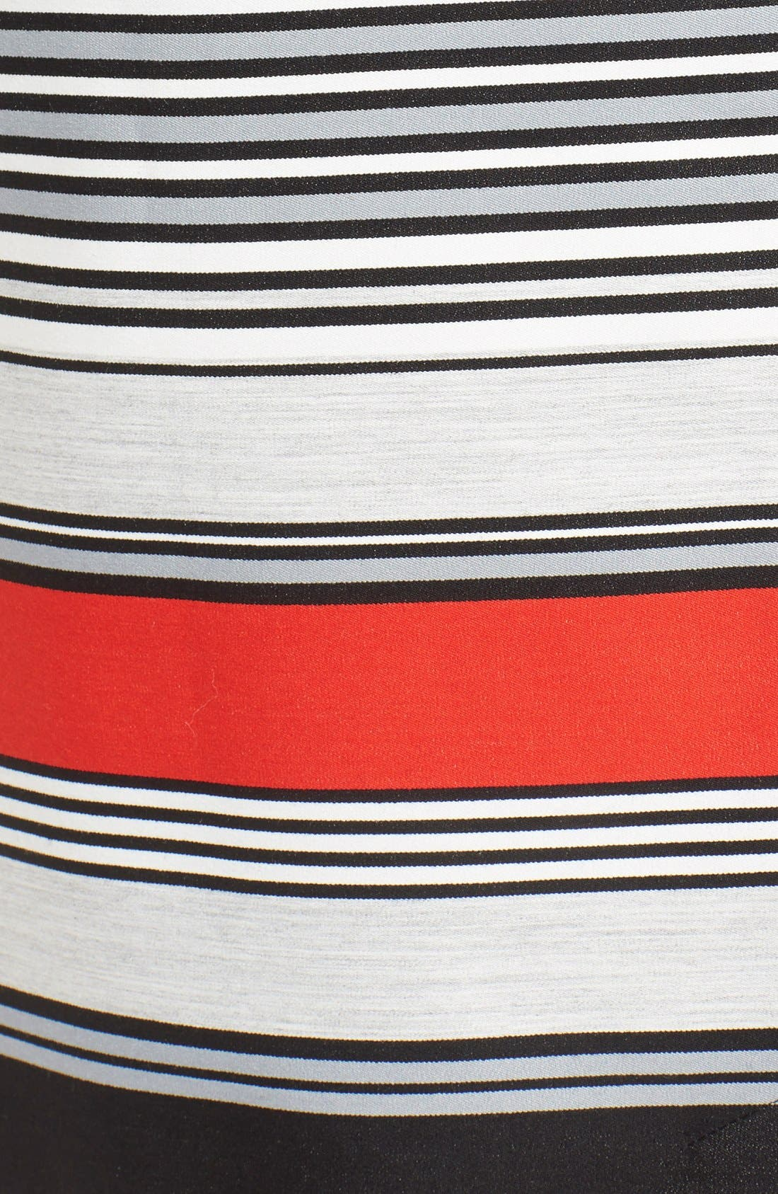 Alternate Image 5  - Classiques Entier® 'Gallery Stripe' Pencil Skirt (Regular & Petite)