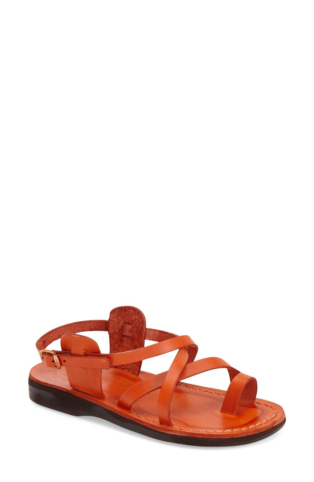 Jerusalem Sandals 'The Good Shepard' Strappy Sandal (Women)