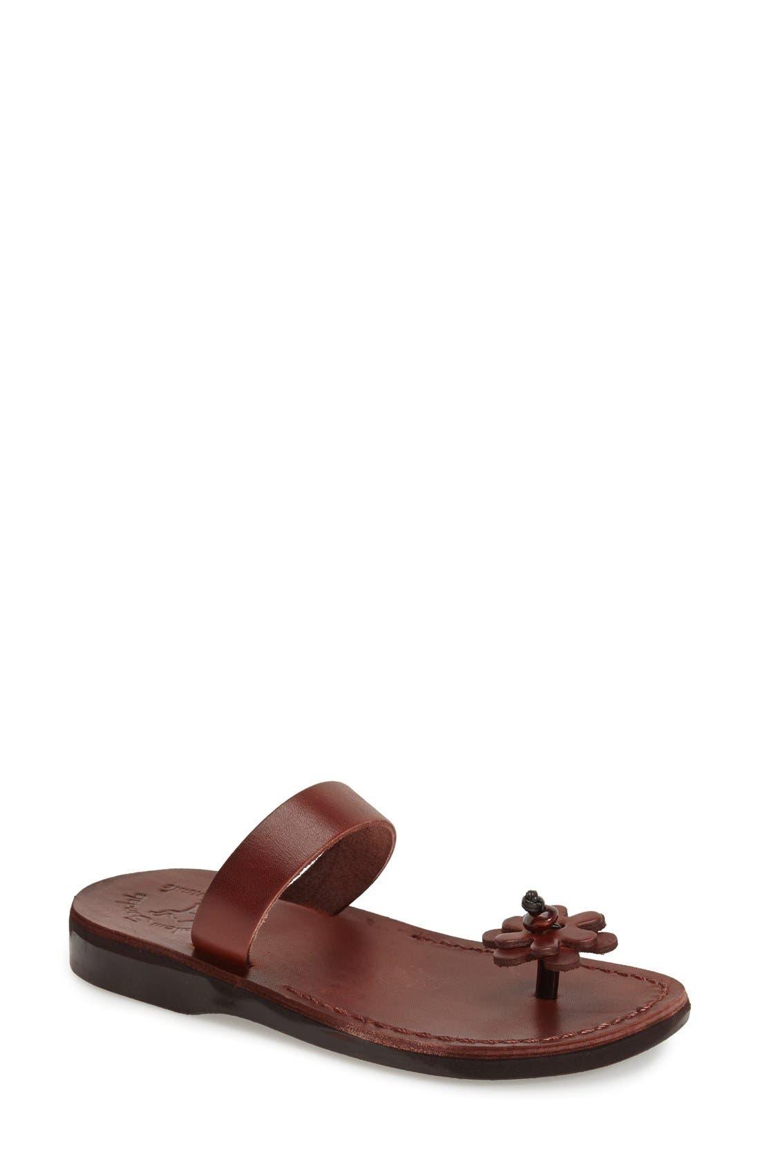 Jerusalem Sandals 'Esther' Slide Sandal (Women)