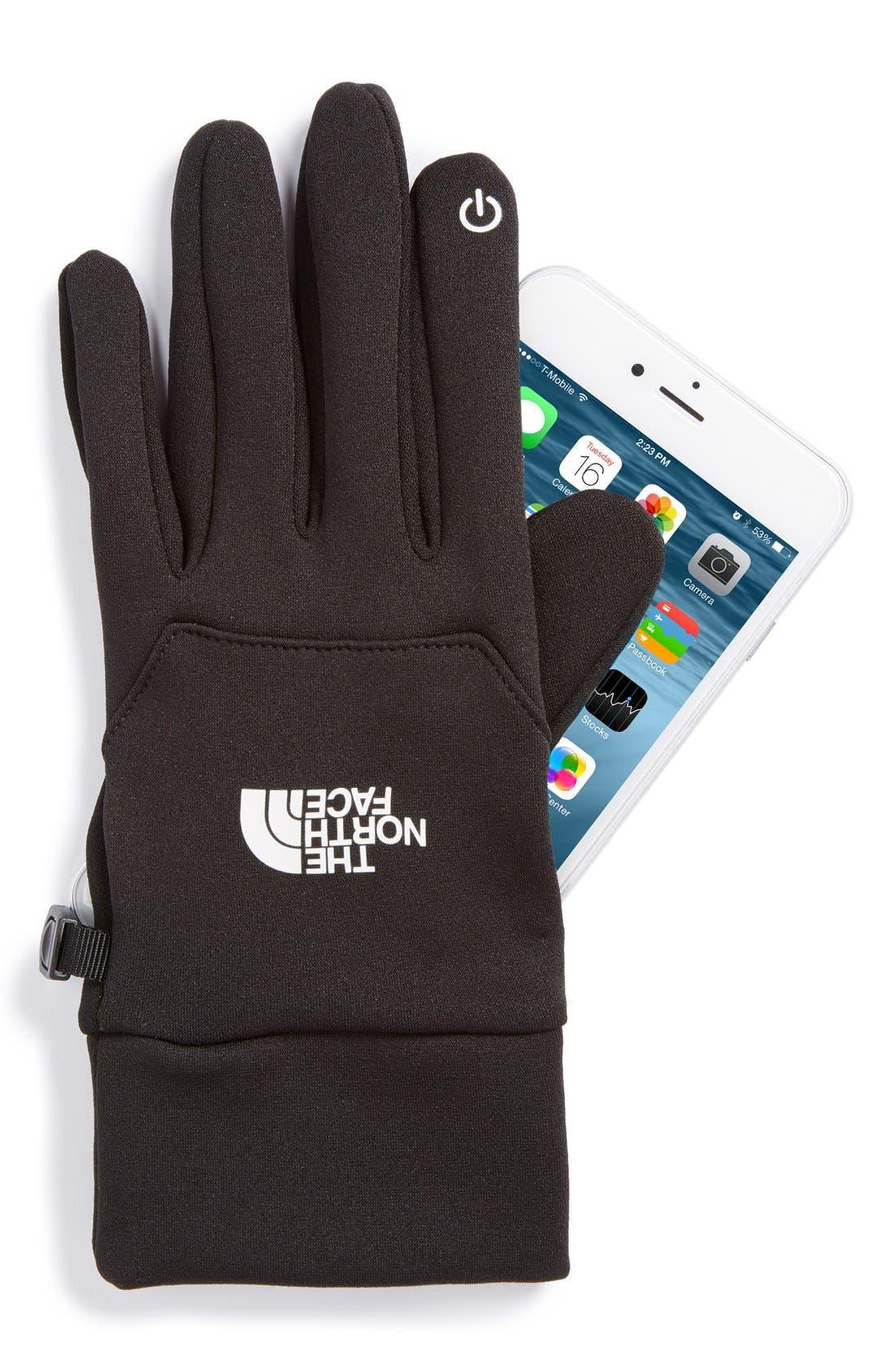 Alternate Image 2  - The North Face 'eTip' Gloves