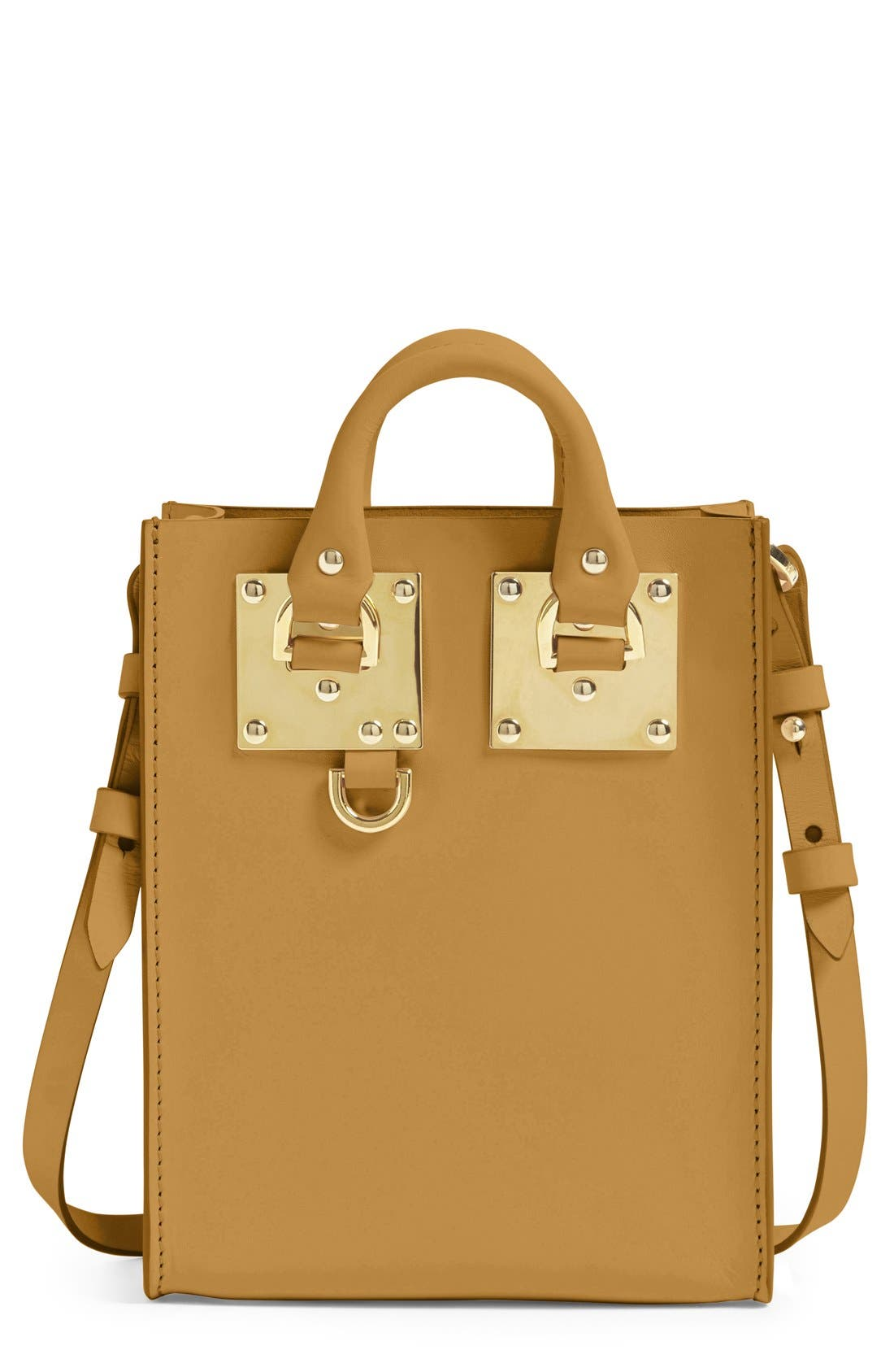Alternate Image 1 Selected - Sophie Hulme 'Nano Albion' Crossbody Bag