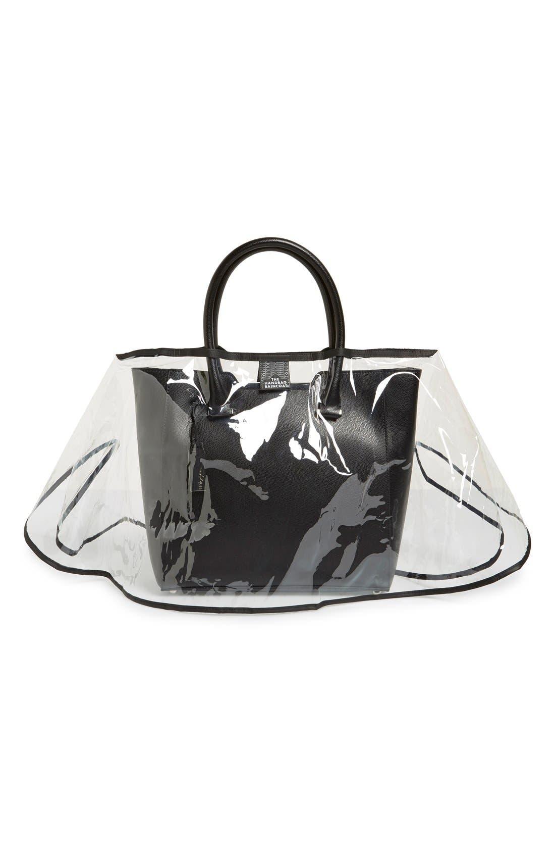 The Handbag Raincoat 'Midi - City Slicker' Handbag Protector