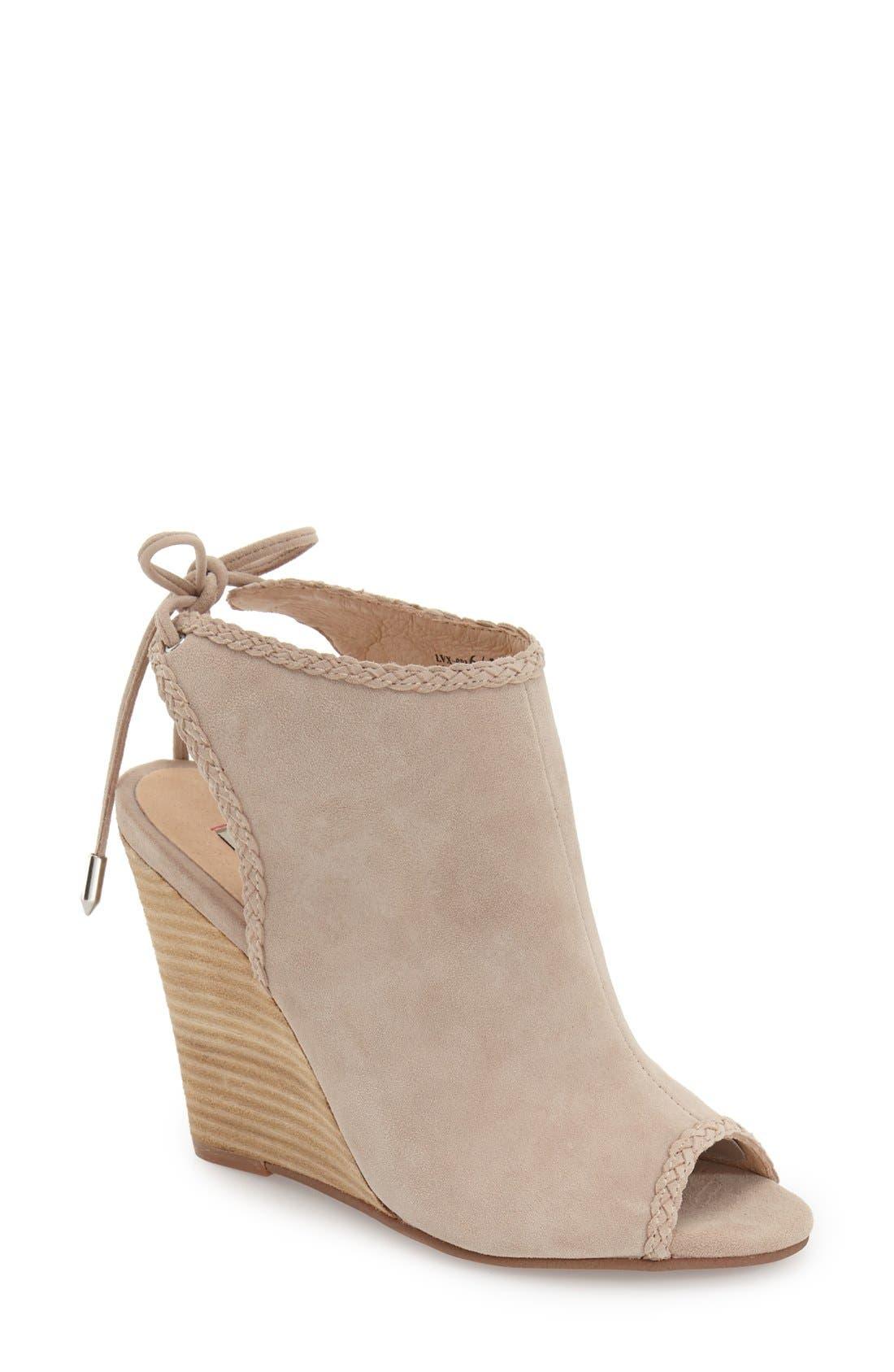 Kristin Cavallari 'Larox' Wedge Sandal (Women)