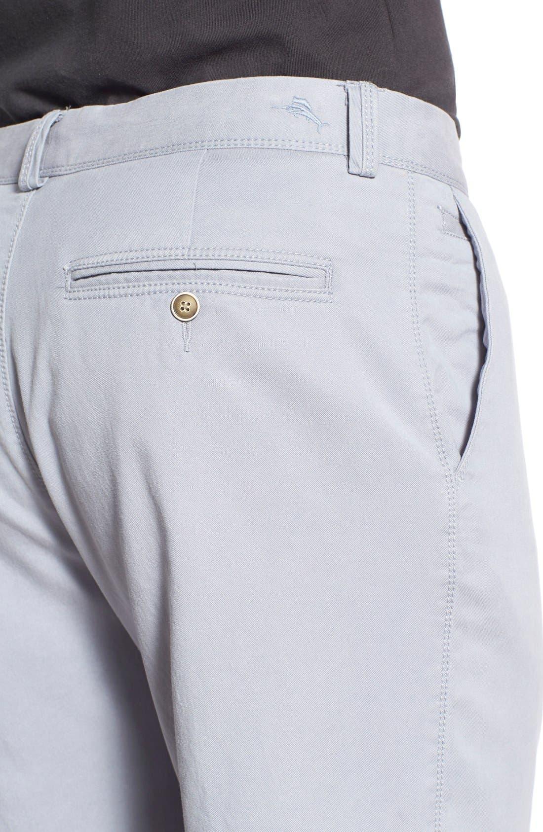 Alternate Image 4  - Tommy Bahama 'Ashore Thing' Flat Front Shorts