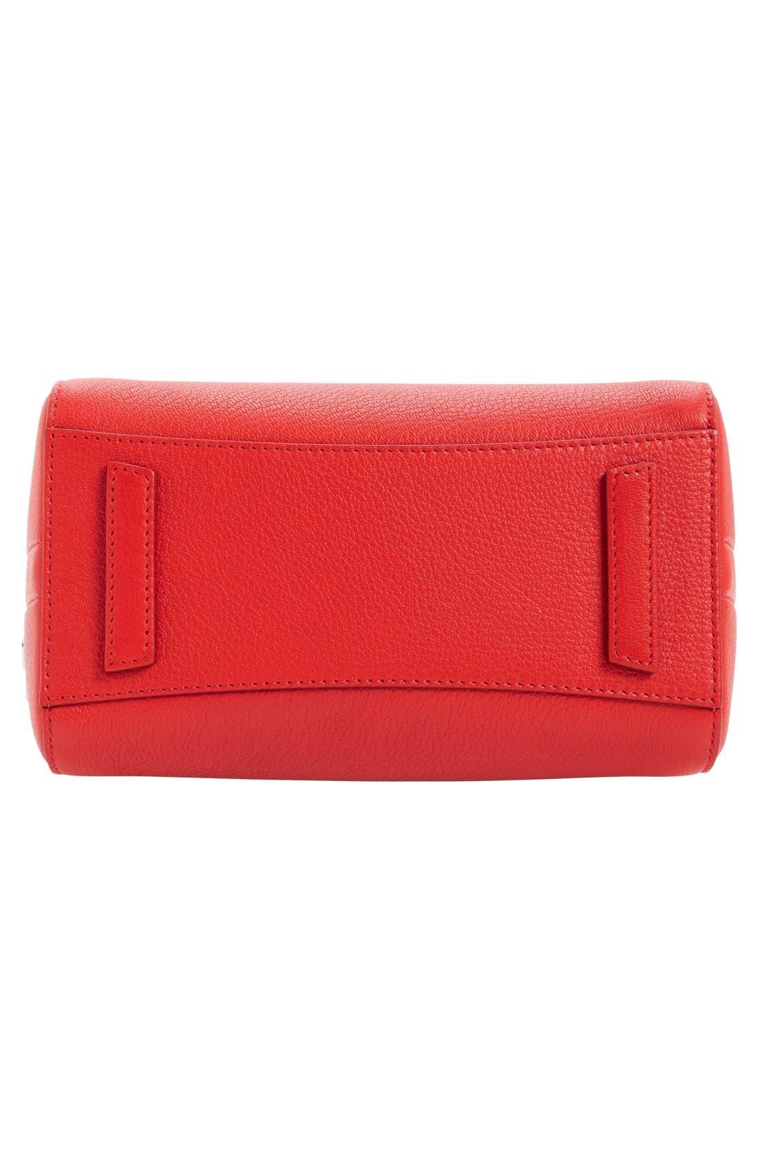 Alternate Image 6  - Givenchy 'Mini Antigona' Sugar Leather Satchel