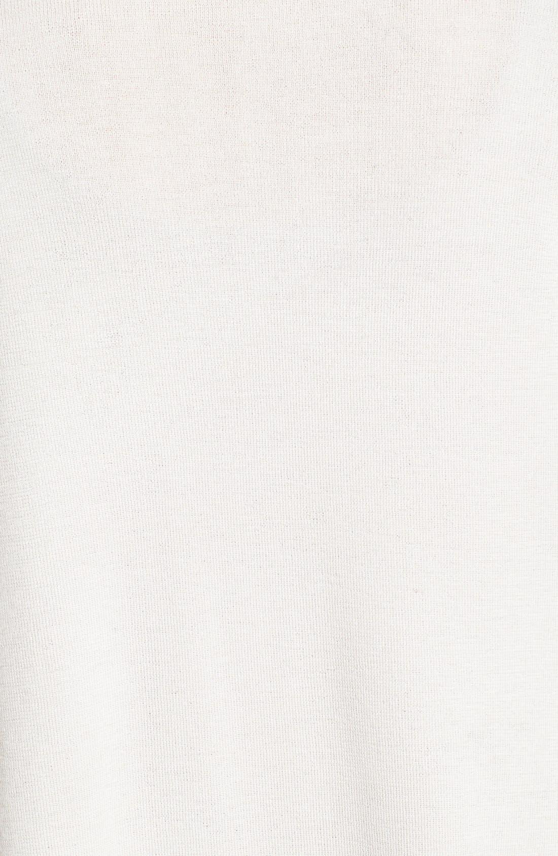 Alternate Image 5  - Eileen Fisher Merino Straight Long Cardigan (Regular & Petite)