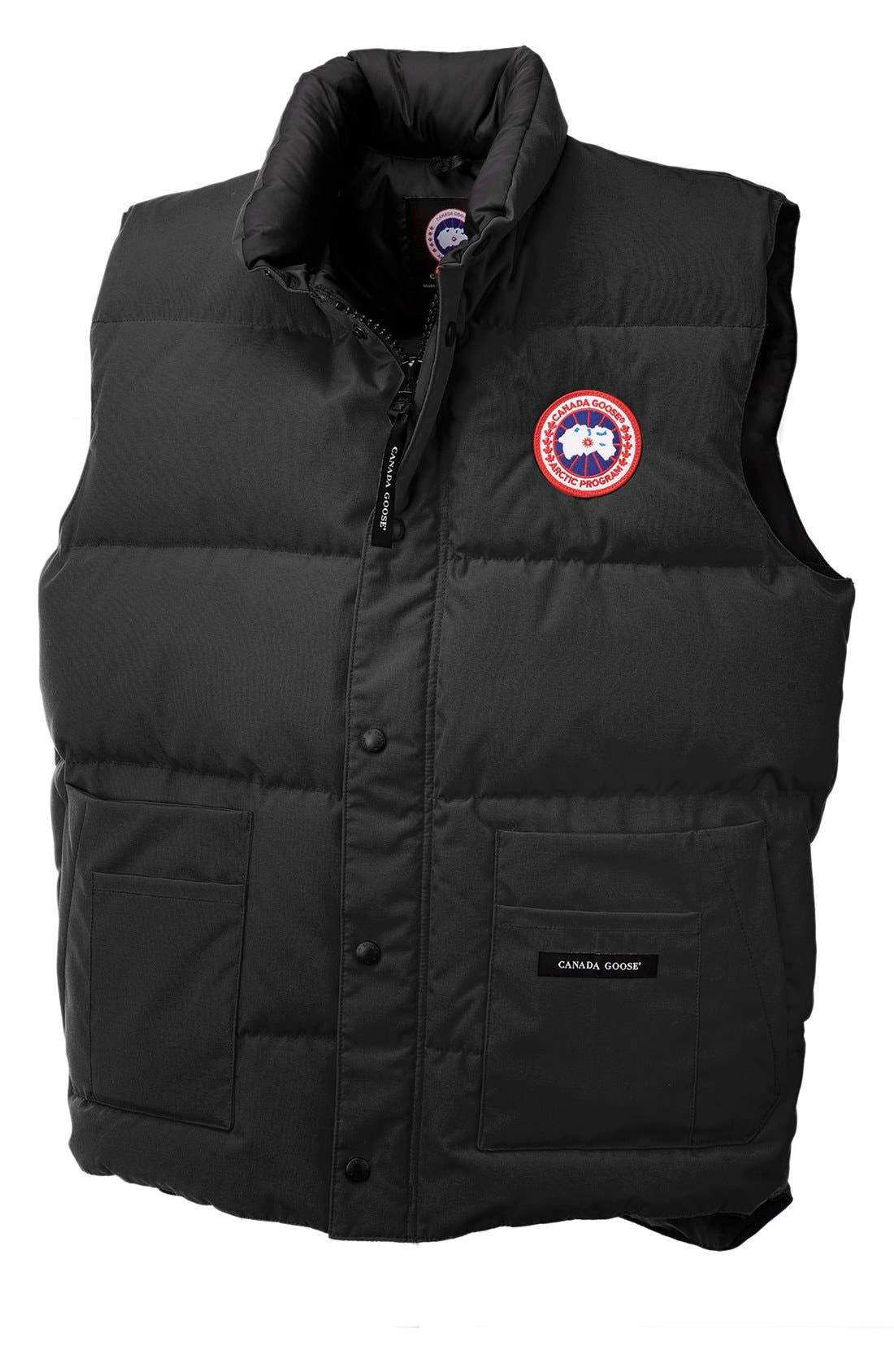 Alternate Image 4  - Canada Goose 'Freestyle' Water Resistant Regular Fit Down Vest