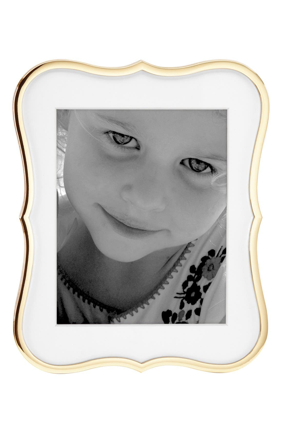 'crown point' picture frame,                             Alternate thumbnail 2, color,                             Gold