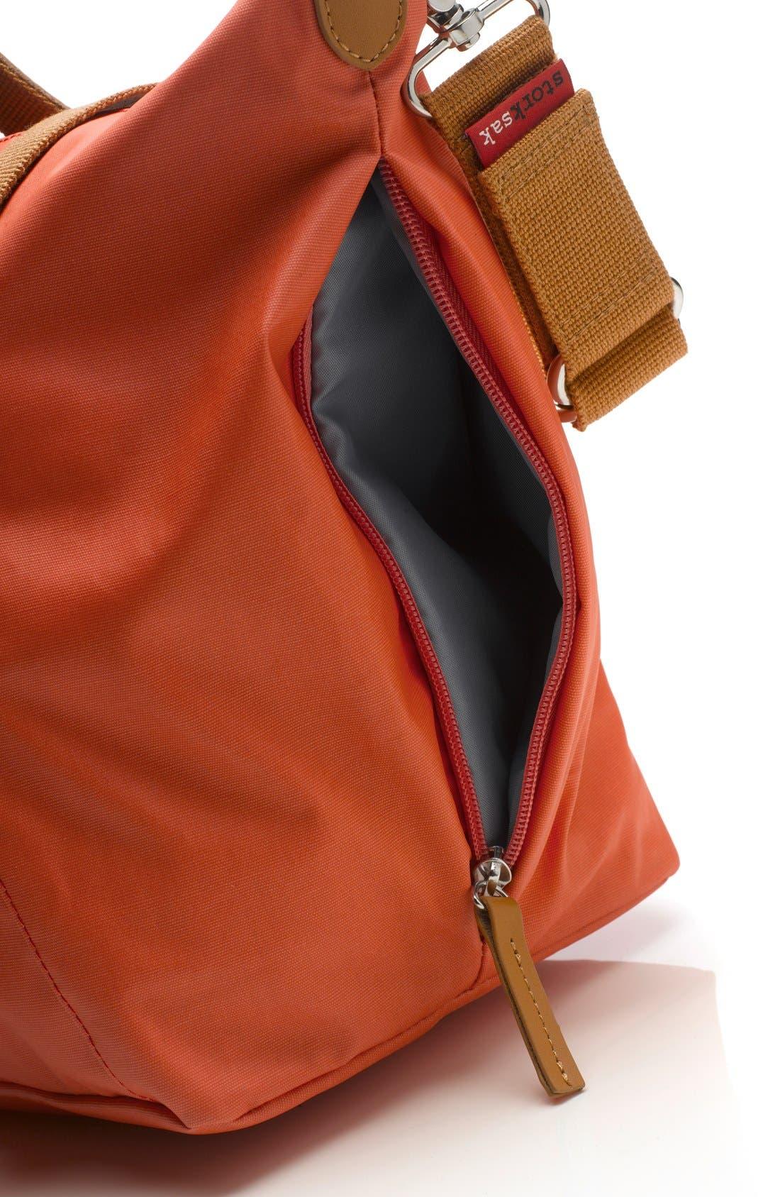 Alternate Image 5  - Storksak 'Noa' Diaper Bag