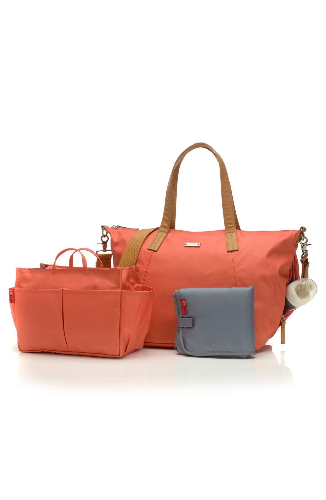 Alternate Image 2  - Storksak 'Noa' Diaper Bag
