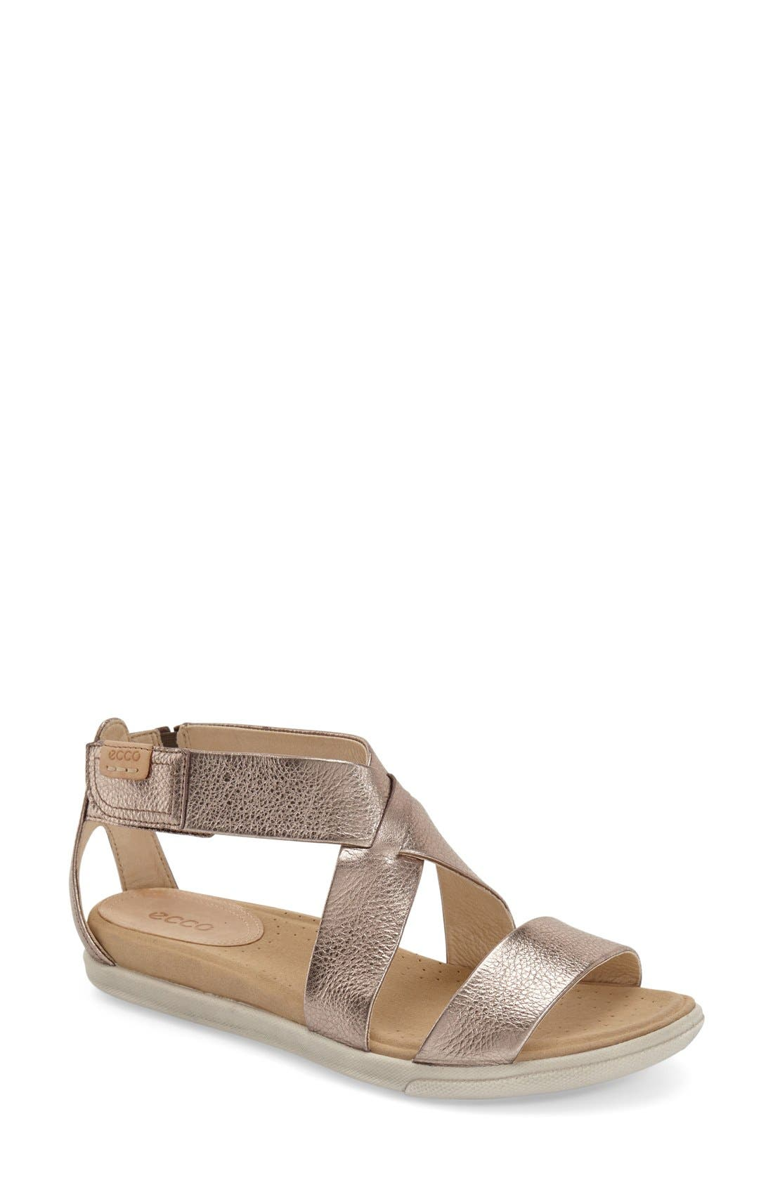 Alternate Image 1 Selected - ECCO Damara Sandal (Women)