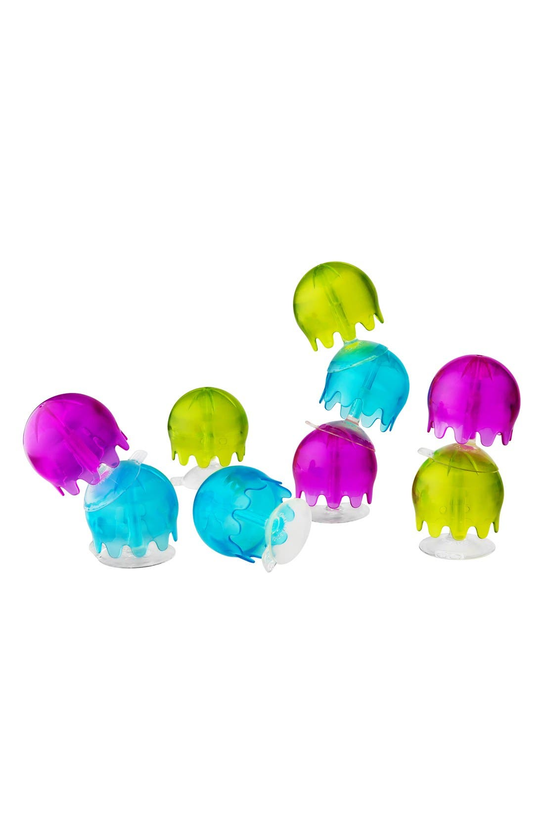 Main Image - Boon 'Jellies' Suction Cup Bath Toys (Set of 9)