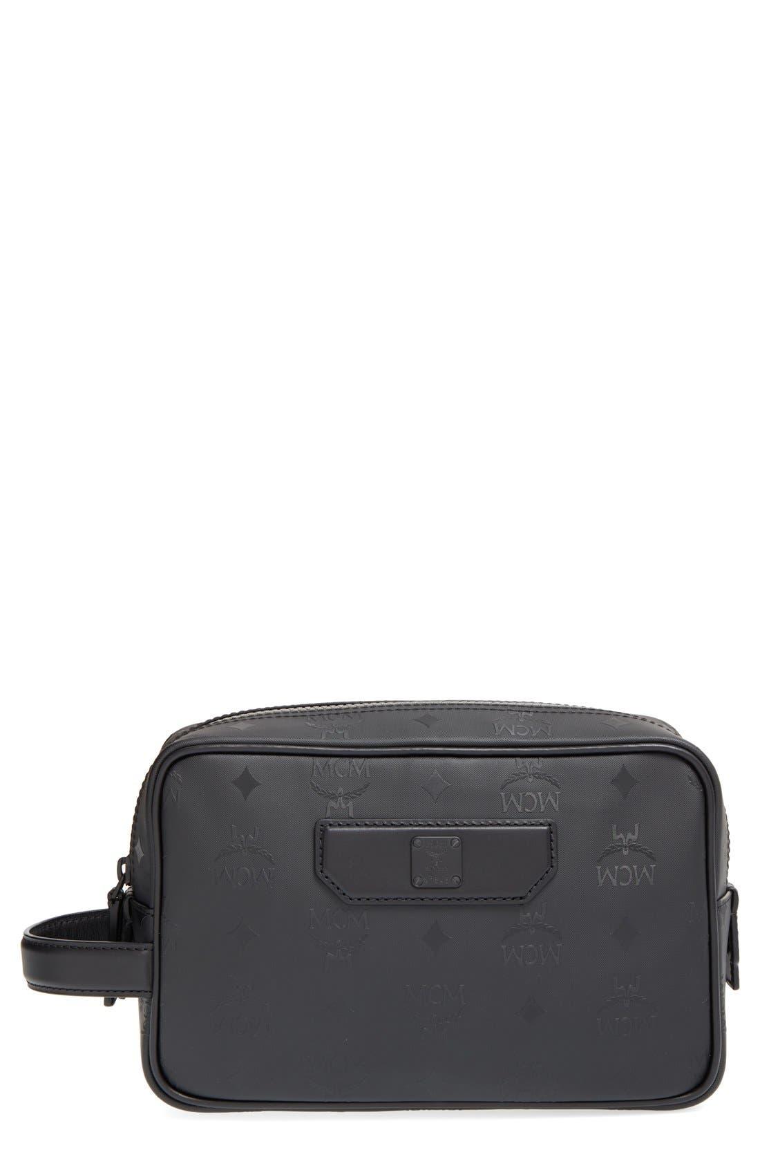 'Nomad' Travel Case,                         Main,                         color, Black