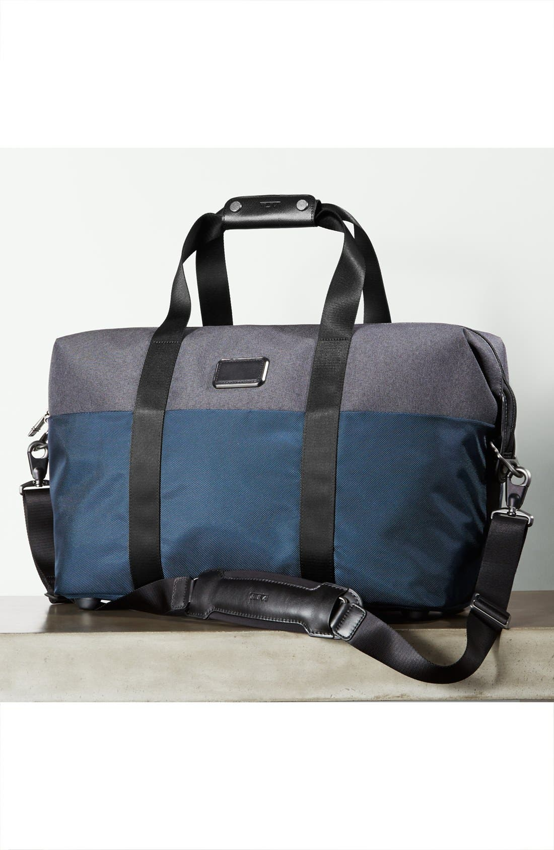 Alternate Image 2  - Tumi 'Small Alpha' Soft Travel Satchel (19 inch)