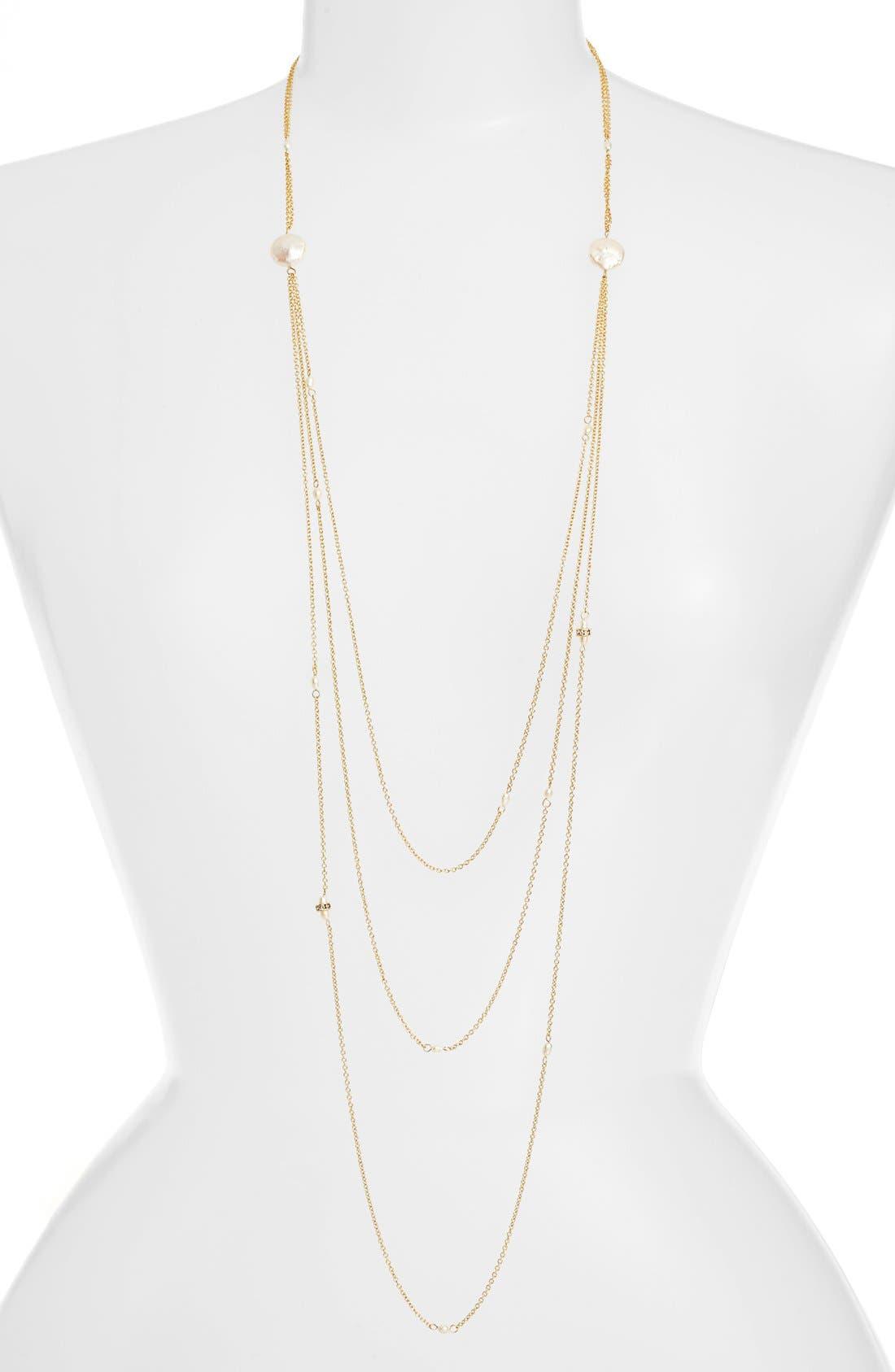 Ettika Tiered Chain Necklace