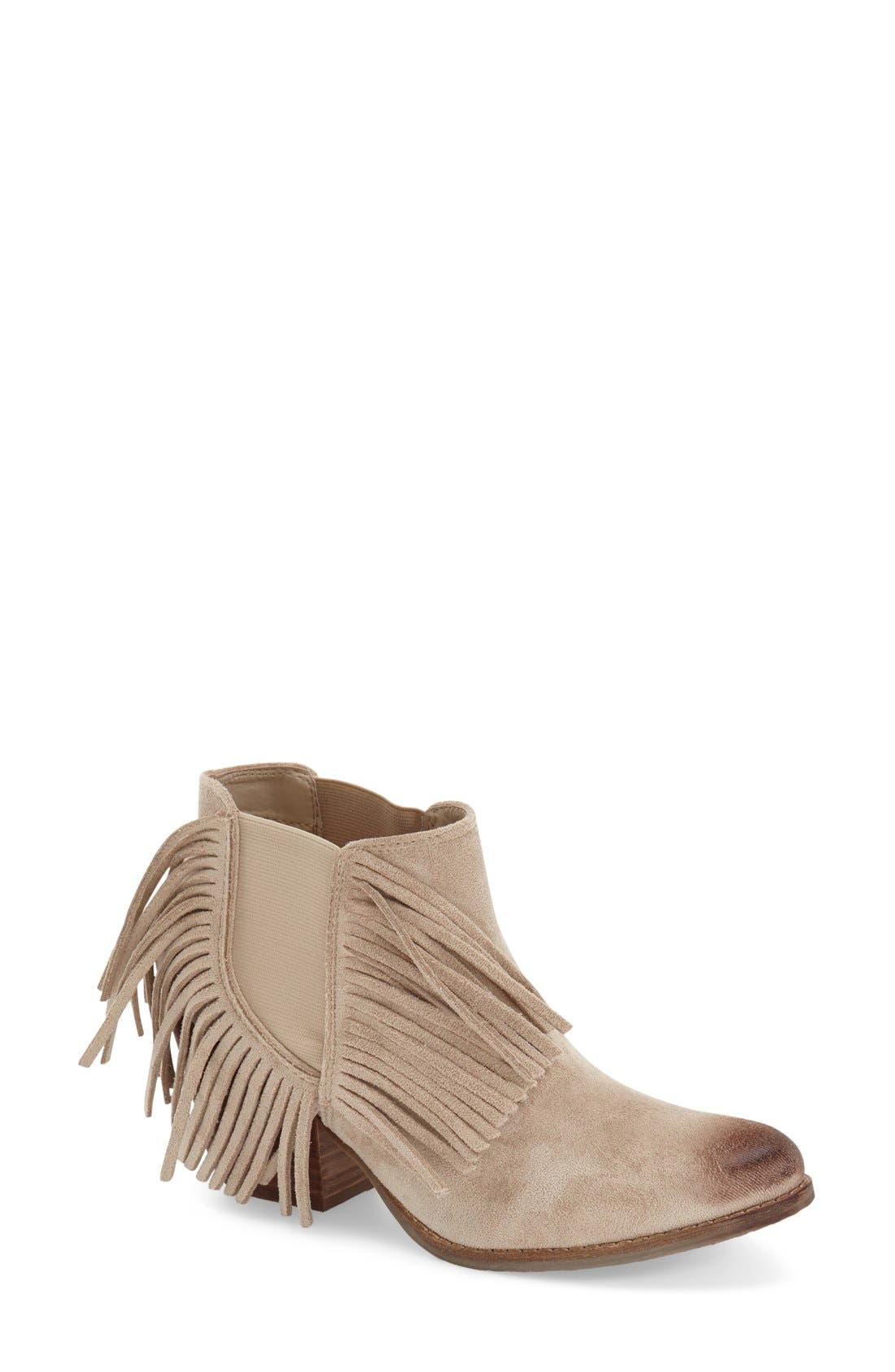 Alternate Image 1 Selected - COCONUTS BY MATISSE 'Lafayette' Fringe Bootie (Women)