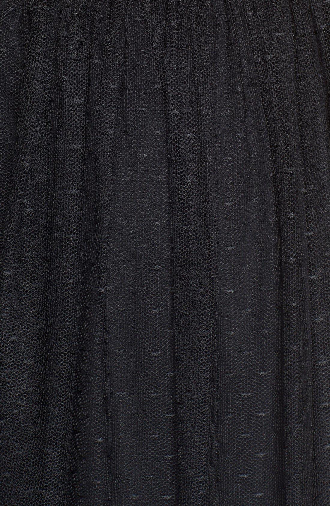Alternate Image 5  - Alice + Olivia 'Savanna' Embroidered Maxi Skirt