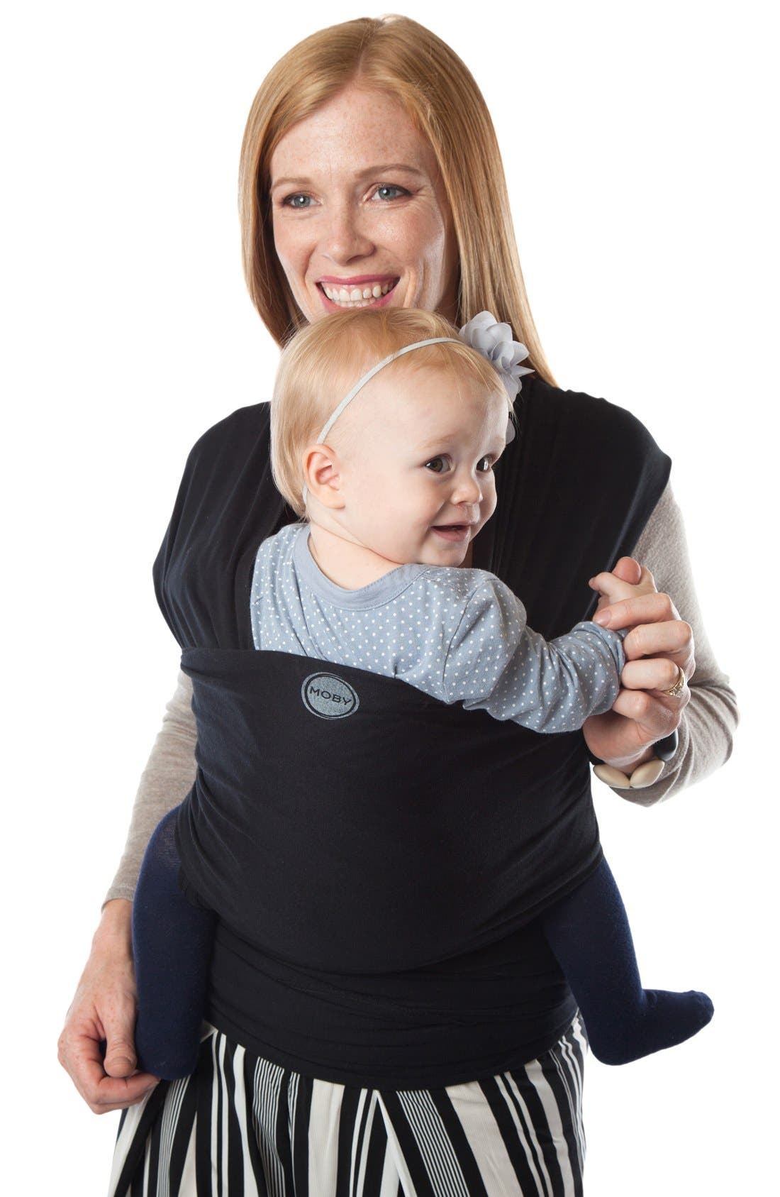 Alternate Image 1 Selected - Moby Wrap Baby Carrier