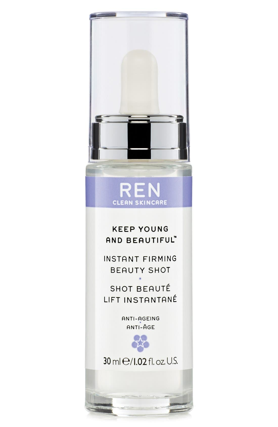 SPACE.NK.apothecary REN Keep Young & Beautiful Instant Firming Beauty Shot
