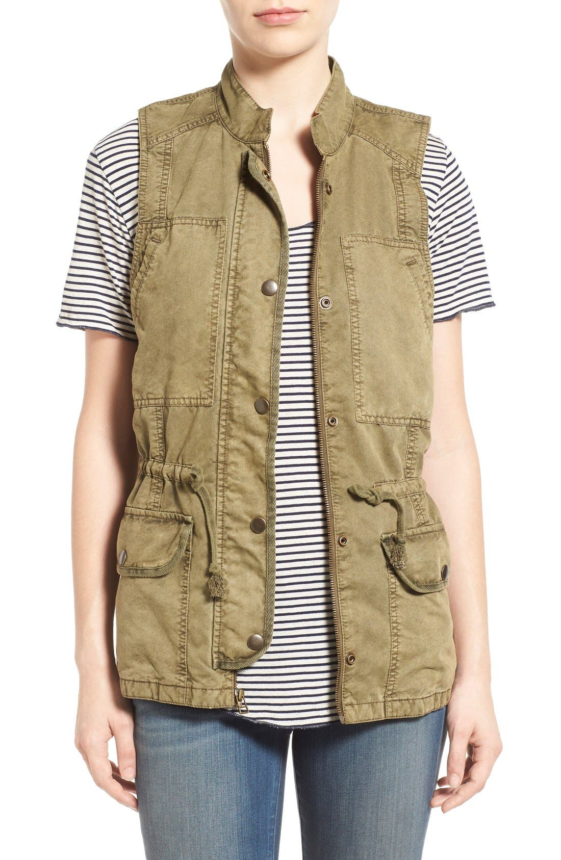 Alternate Image 1 Selected - Hinge 'Expedition' Utility Vest