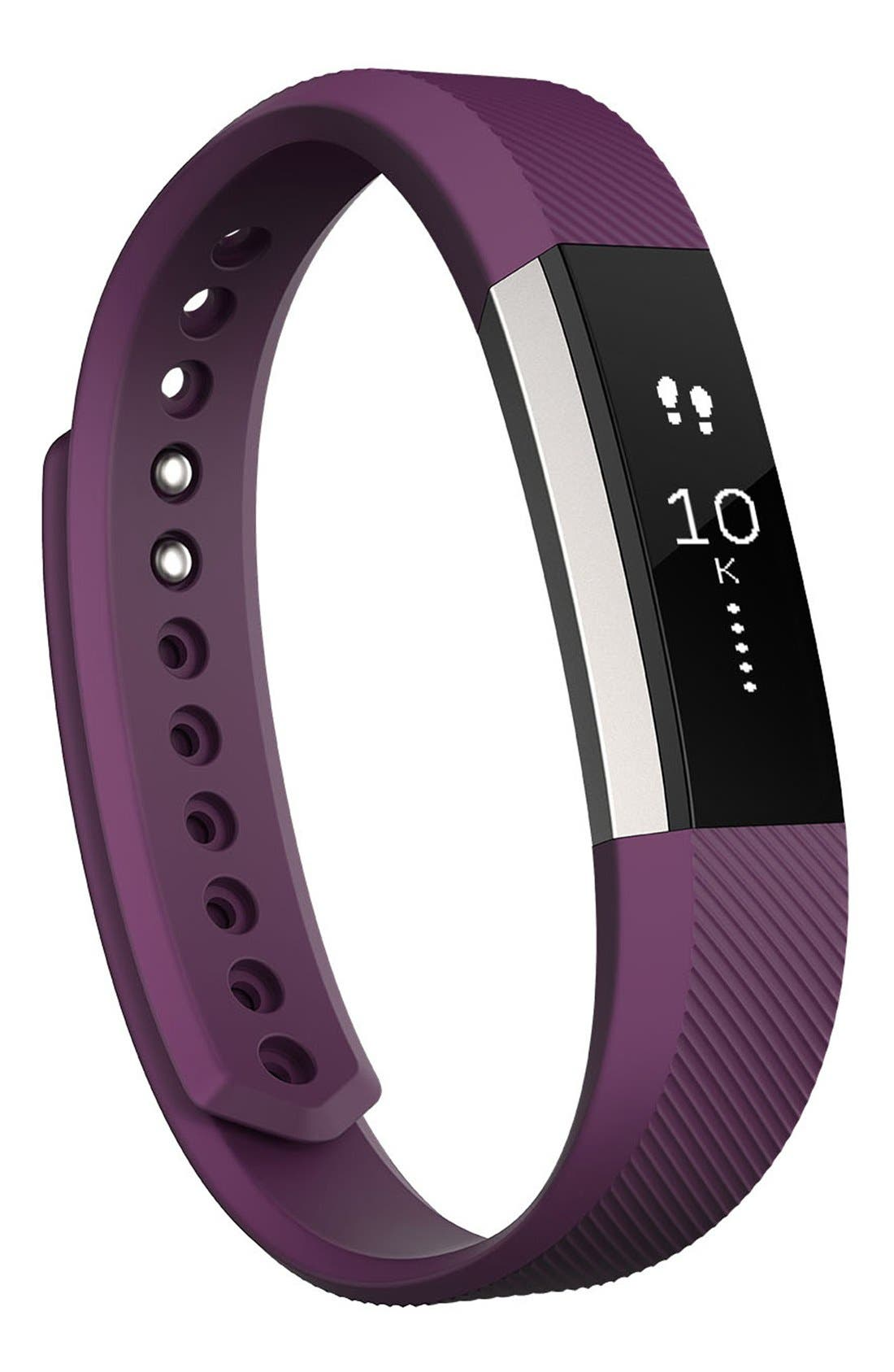 Alternate Image 2  - Fitbit Alta Classic Fitness Watch Band