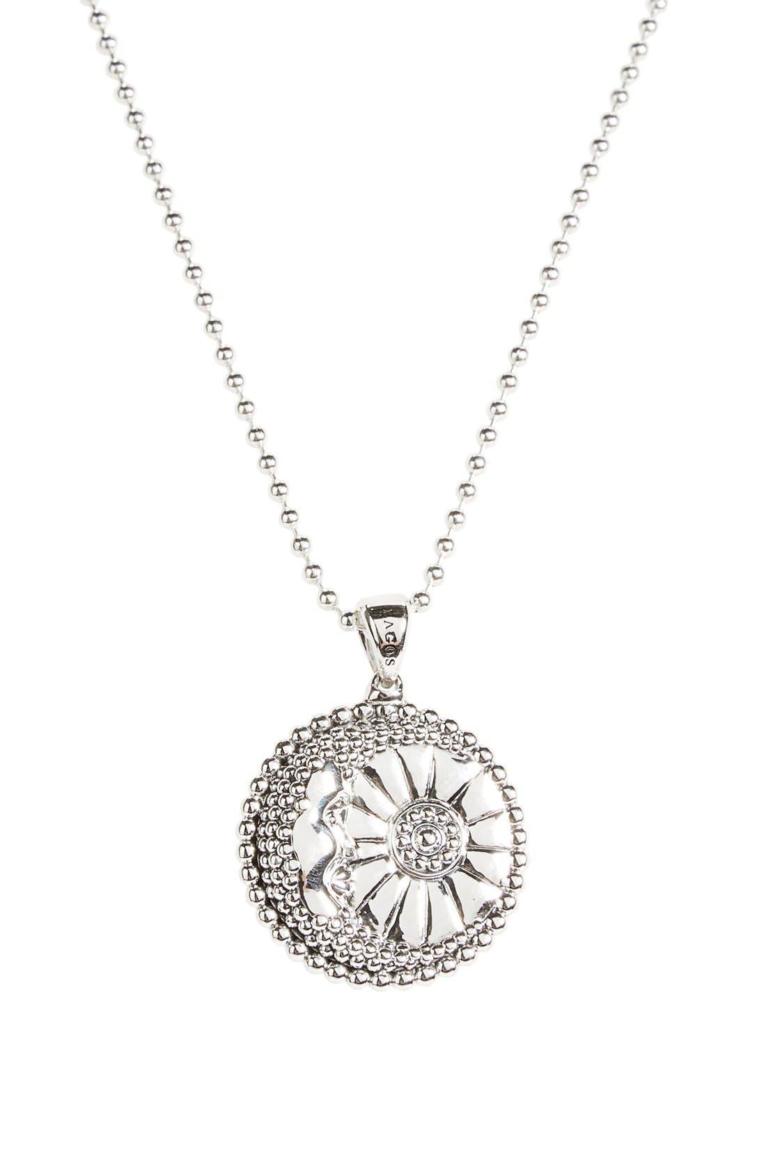 LAGOS Rare Celestial Multistrand Pendant Necklace