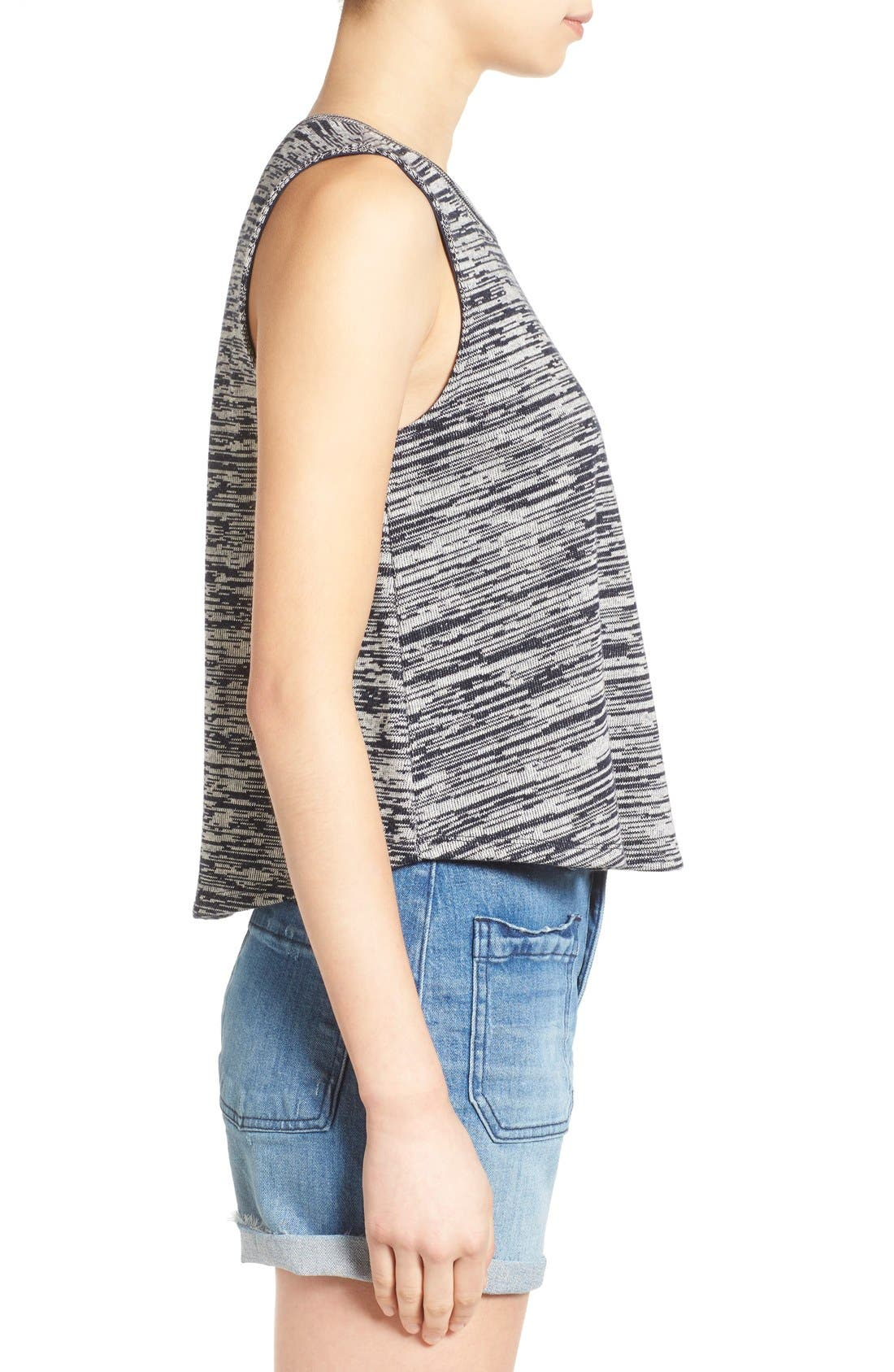 Alternate Image 3  - Madewell 'Marty' Space Dye Tank