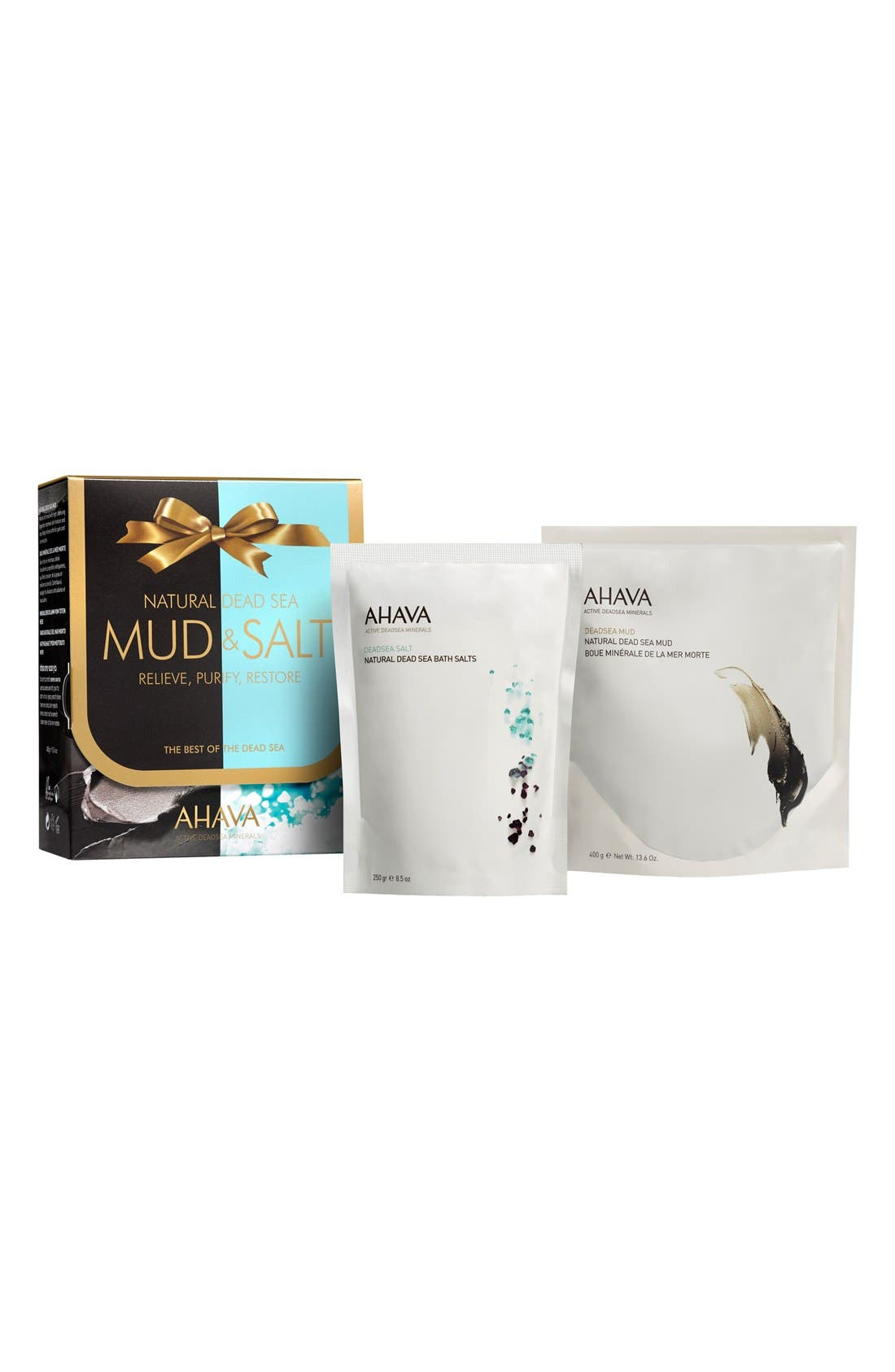 AHAVA 'Natural Mud & Salt' Set (Limited Edition)