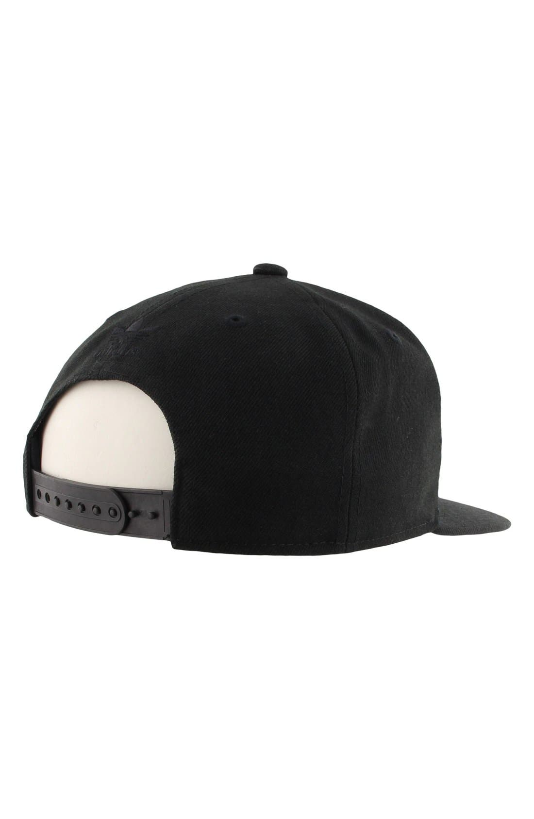 Alternate Image 2  - adidas Originals 'Trefoil Chain' Snapback Cap