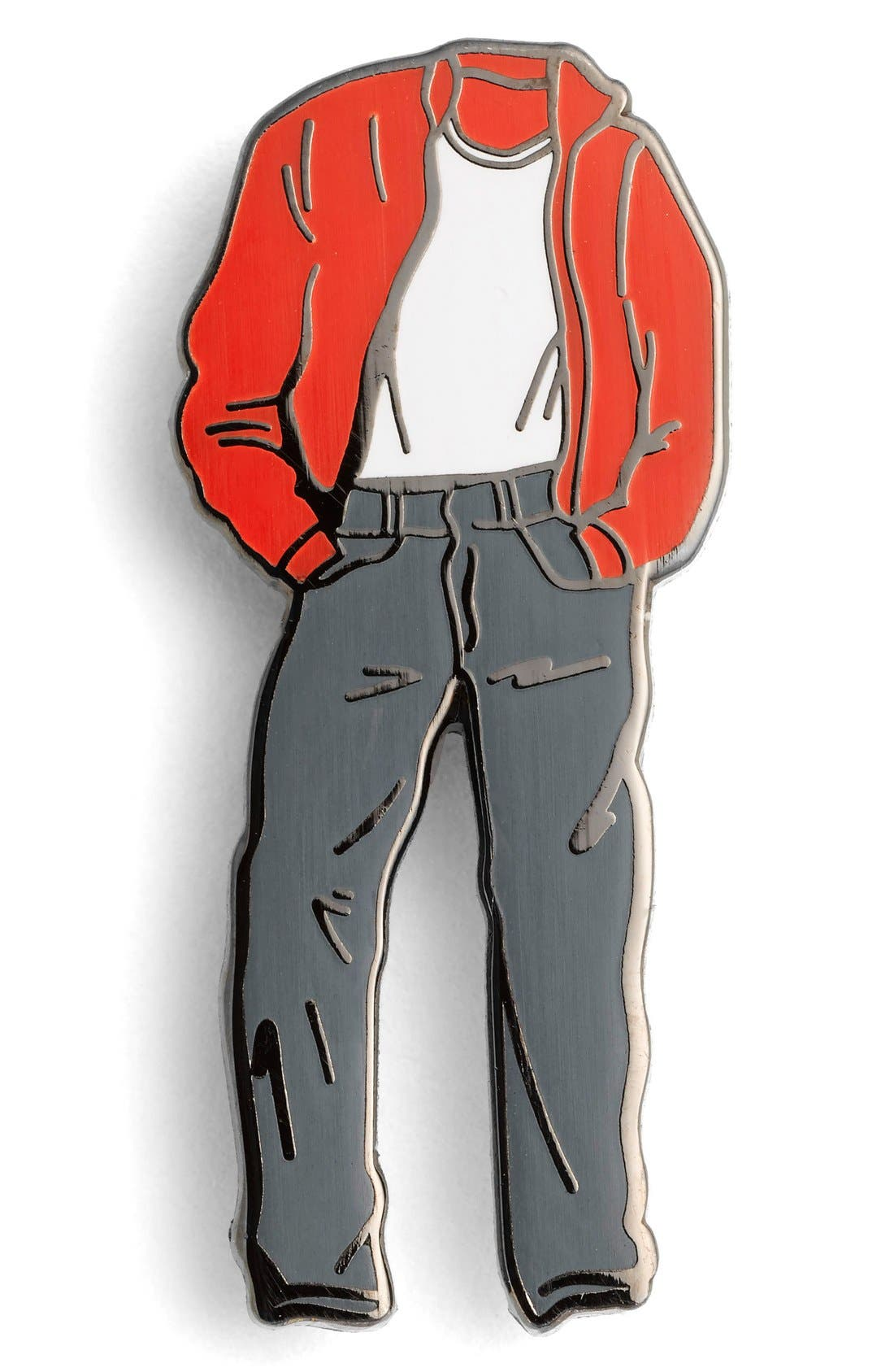 Alternate Image 1 Selected - PINTRILL 'Jim Stark' Fashion Accessory Pin
