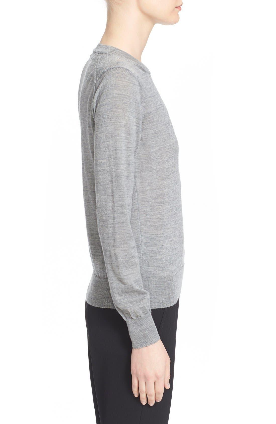 Alternate Image 5  - Comme des Garçons Crewneck Wool Pullover