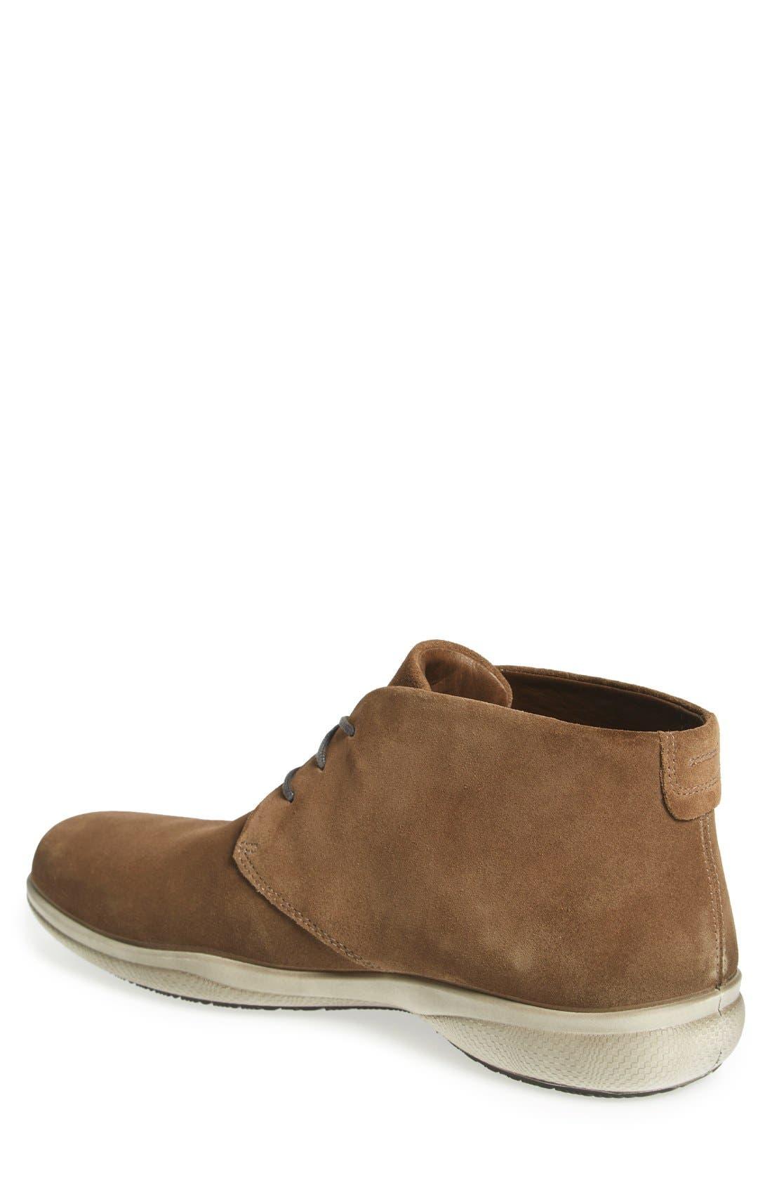 'Grenoble' Chukka Boot,                             Alternate thumbnail 2, color,                             Birch Leather