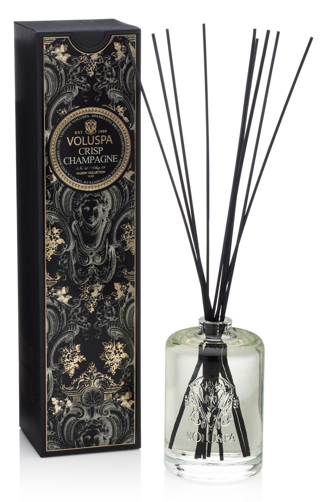 Maison Noir Crisp Champagne Fragrant Oil Diffuser,                         Main,                         color, No Color