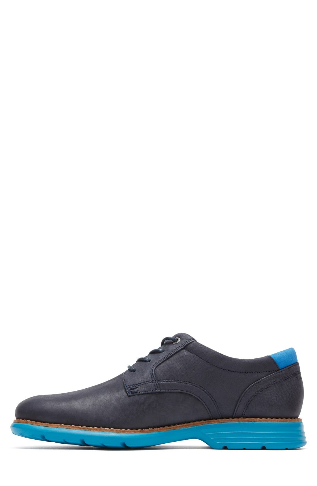 Alternate Image 2  - Rockport Total Motion Fusion Plain Toe Derby (Men)