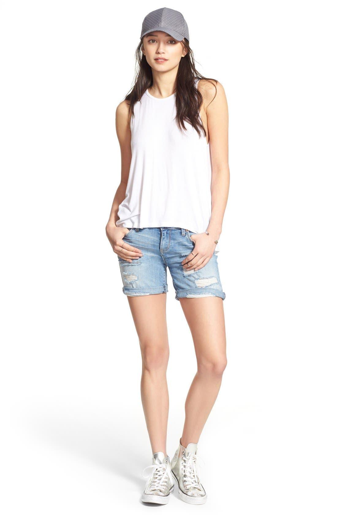 Alternate Image 8  - Converse Chuck Taylor® All Star® 'Metallic' High Top Sneaker (Women)