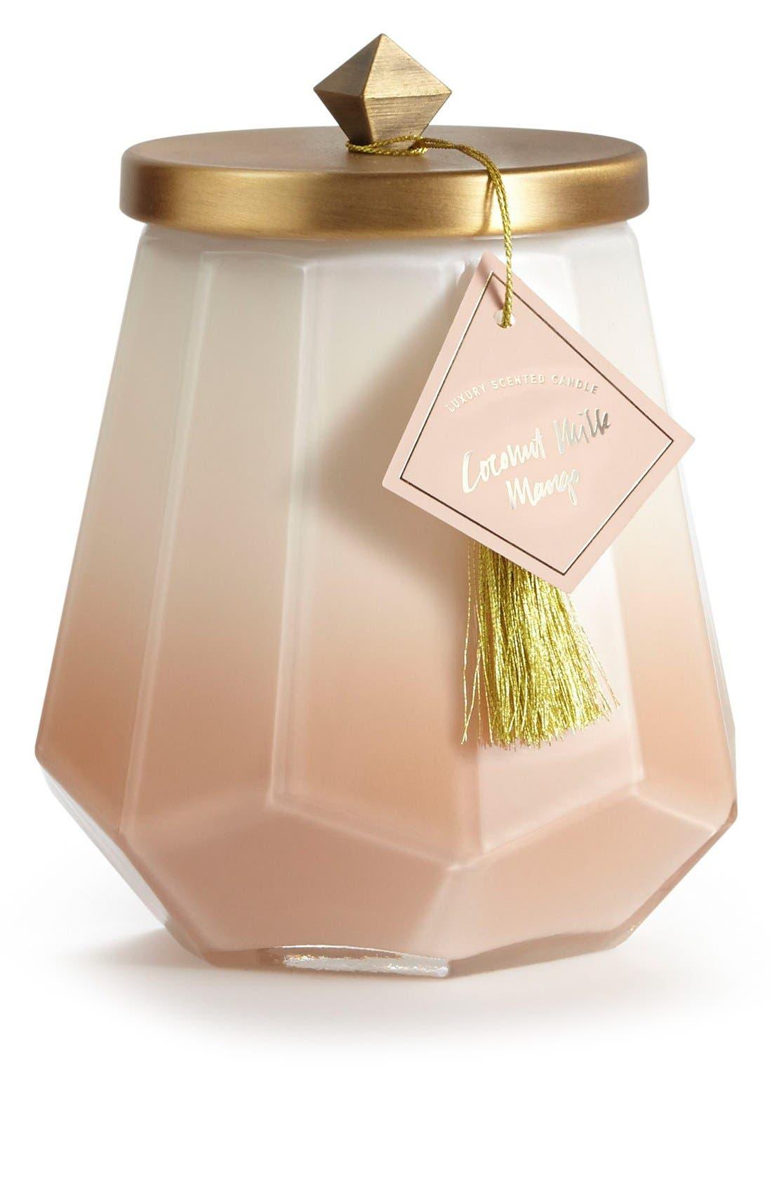 Alternate Image 1 Selected - ILLUME® 'Laurel' Scented Candle Jar