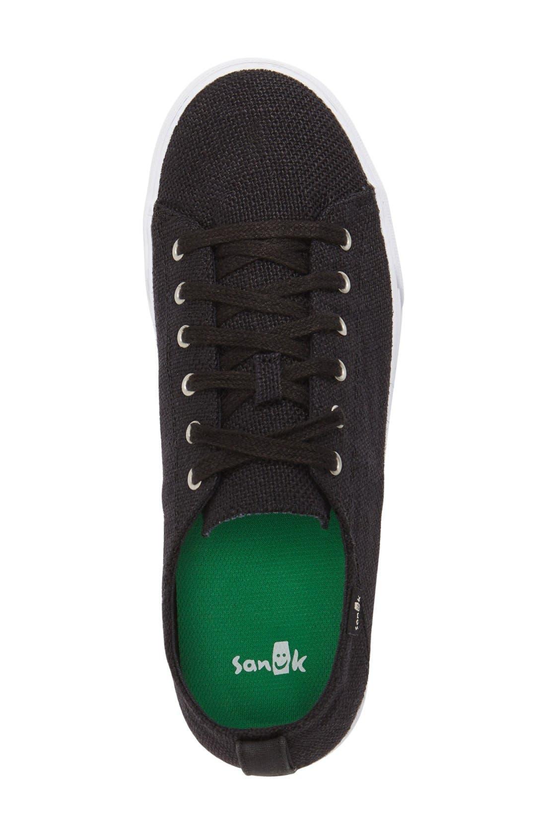 Alternate Image 3  - Sanuk 'Staple' Sneaker (Men)