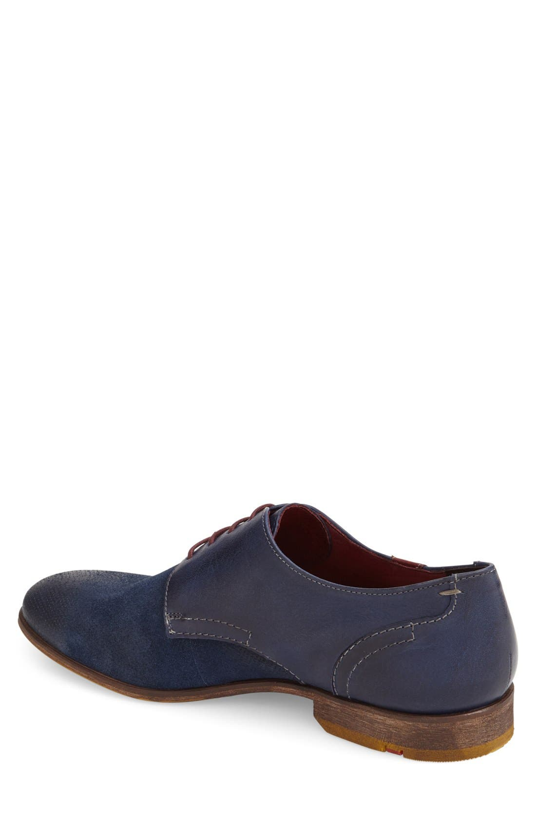 Alternate Image 2  - Lloyd 'Gardell' Plain Toe Derby (Men)
