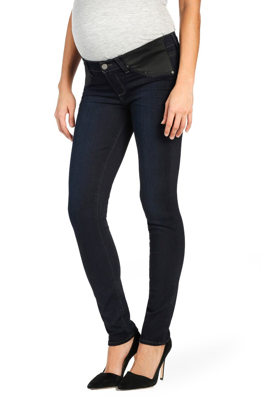 Womens maternity clothing nordstrom paige transcend skyline skinny maternity jeans mona ombrellifo Images