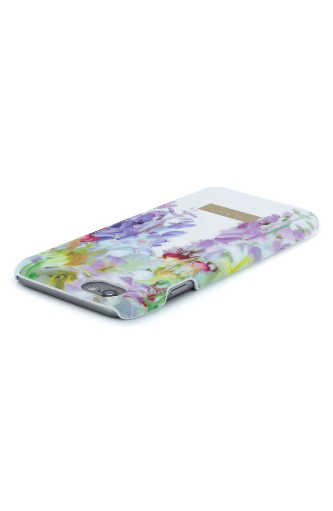 Alternate Image 4  - Ted Baker London Hanging Gardens iPhone 6/6s Case
