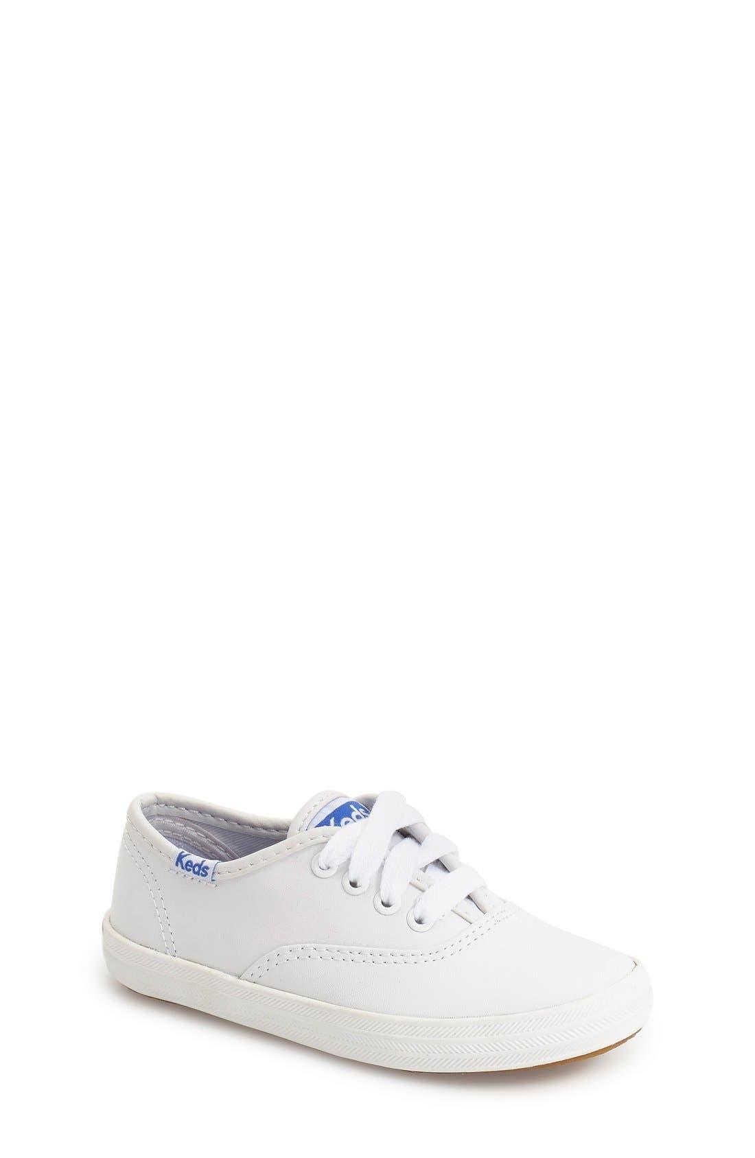 Keds® 'Champion - CVO' Sneaker (Walker, Toddler, Little Kid & Big Kid)