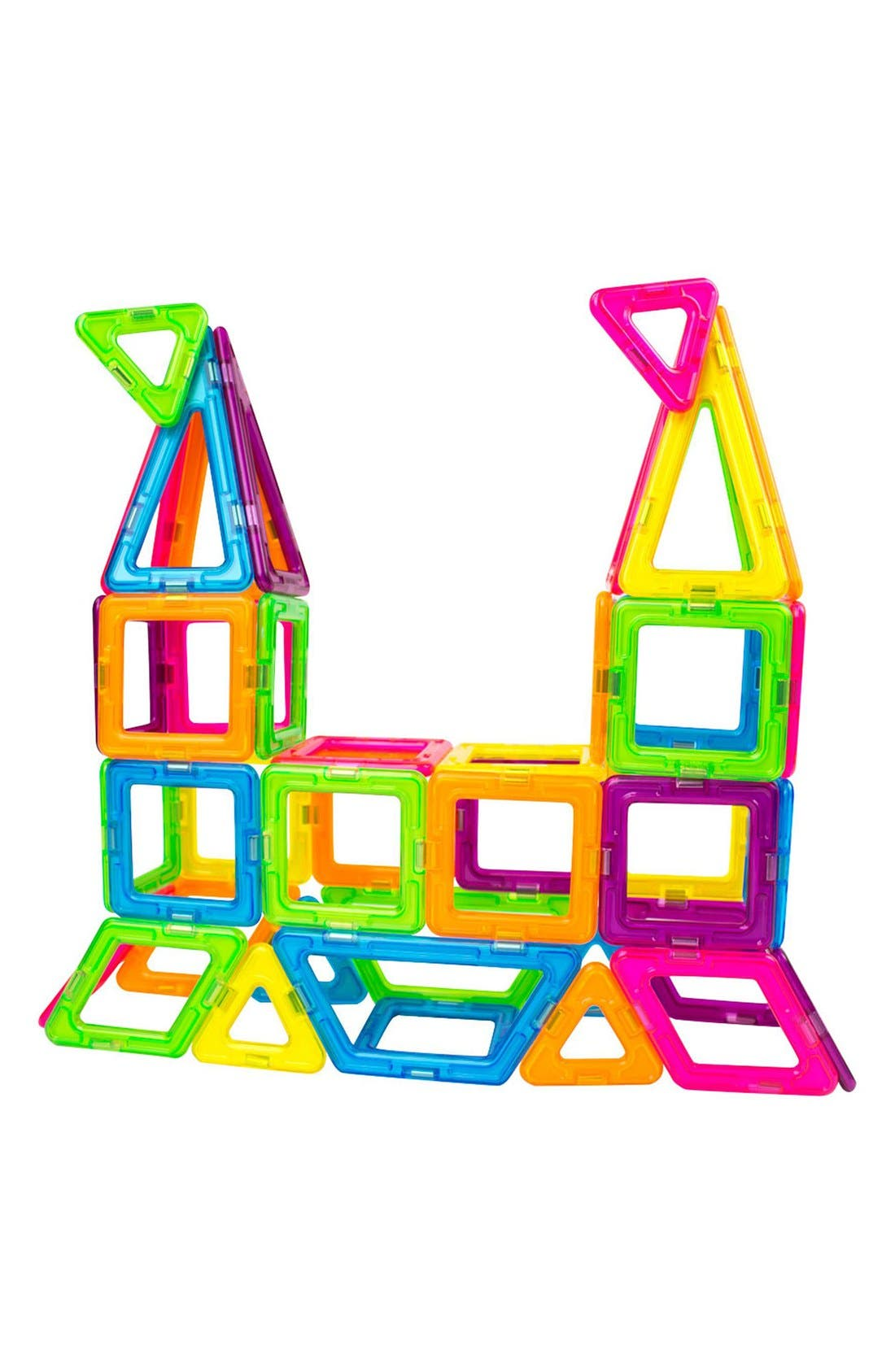 Alternate Image 5  - Magformers 'Creator' Neon Magnetic 3D Construction Set