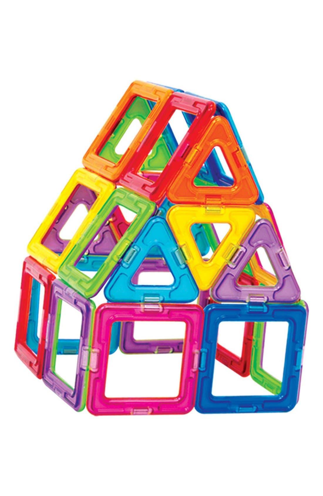 'Standard' Magnetic 3D Construction Set,                             Alternate thumbnail 7, color,                             Rainbow