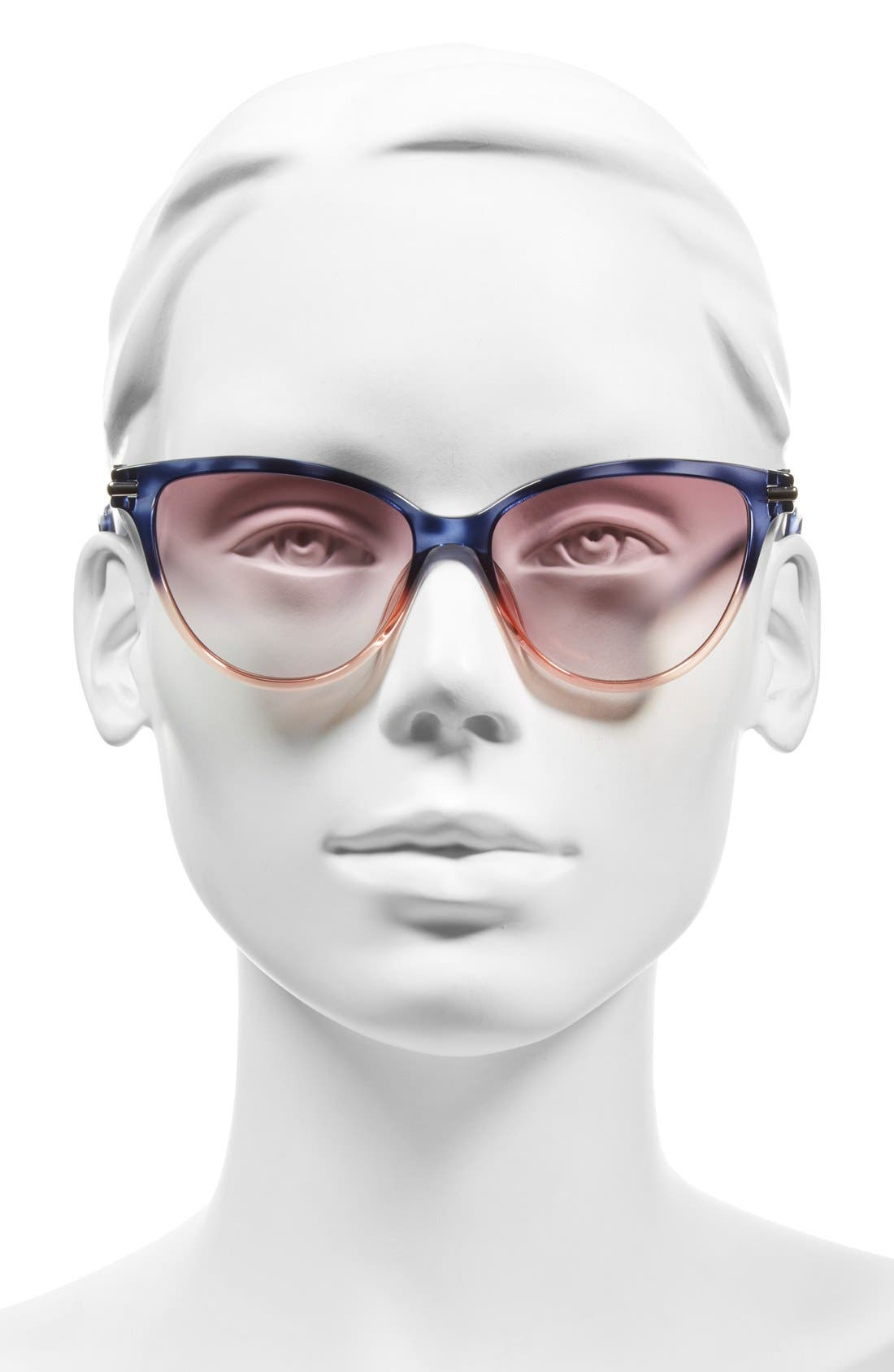 Alternate Image 2  - MARC JACOBS 53mm Cat Eye Sunglasses